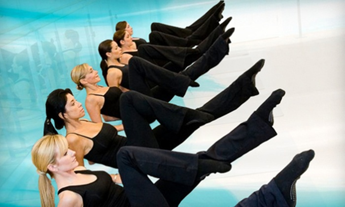 Xtend Barre Mission Viejo Mission Viejo - Orange County: Three or Five Ballet-Fitness Classes at Xtend Barre Mission Viejo (Up to 54% Off)