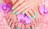 60% Off Manicure and Pedicure