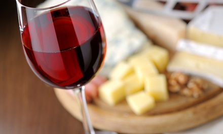 Meat and Cheese Platter or Meat, Cheese, and Chocolate Platter at Vino Wine Bar (Up to 47% Off)