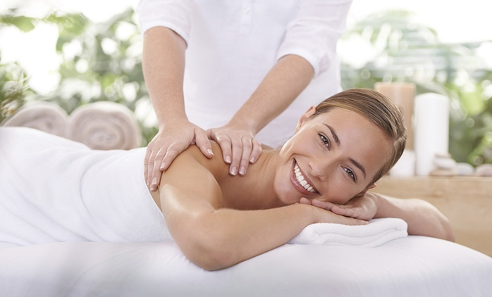 Choice of Massage Including Swedish, Lymphatic and Deep Tissue at Little Beautique (64% Off)