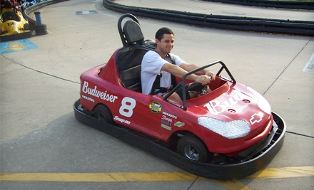 Go-Kart-and-Arcade Package for Two (a $65 value) - Kissimmee Go-Karts in Kissimmee