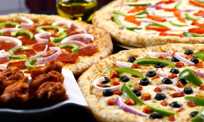 Pizza 1 - Haskell: Pizza, Subs, Pasta and BYOB at Pizza 1 (50% Off). Two Options Available.