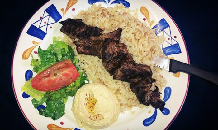 Arde's Bistro - Toluca Lake: $18 for a Mediterranean Meal for Two at Arde's Bistro (Up to $35.85 Value)