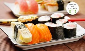 Toka do Sushi: Toka do Sushi – Campina: combinado com 20 ou 40 peças