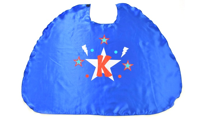 SuperflyKids: Custom Superhero Cape or Shirt from SuperflyKids (Up to 50% Off). Three Options Available.