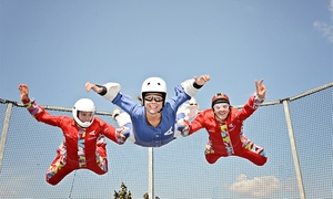 Circuit ICAR: C$39 for a Free Fall Introduction Package in a Skydiving Simulator at Circuit ICAR's Aerodium (C$59 Value)