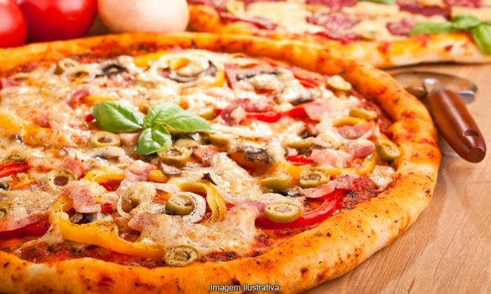 Lenha Grill Restaurante Self Service e Pizzaria - Uberlândia: Lenha Grill – Aparecida: rodízio de pizza e de massas para 2 ou 4 pessoas, a partir de R$16,90