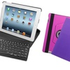 iHome Swivel Bluetooth Keyboard Case for iPad 2, 3, or 4
