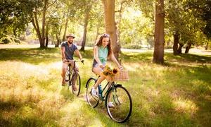 Revier Rad: Fahrradverleih für 1 oder 3 Tage, optional mit Kinderrad von RevierRad (50% sparen*)