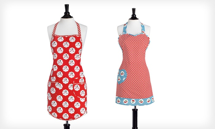 Candy Baker Aprons: $9 for a Candy Baker Apron ($24.99 List Price). Four Options Available