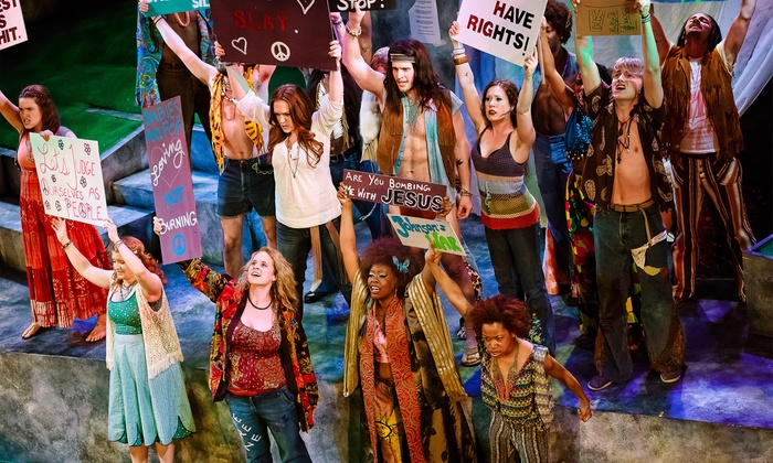 """""""Hair"""" - Wilson: """"Hair"""" at State Theatre Center for the Arts on January 30 at 7:30 p.m. (Up to 57% Off)"""