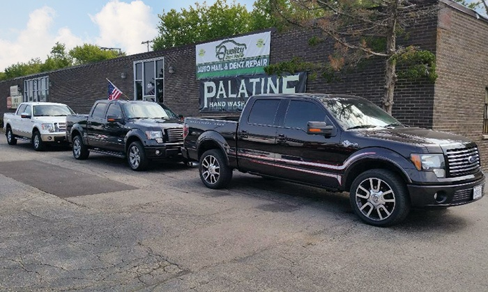 Palatine Hand Wash And Detail - Palatine Hand Wash And Detail: Auto Detailing at Palatine Hand Wash And Detail (Up to 50% Off). Four Options Available.