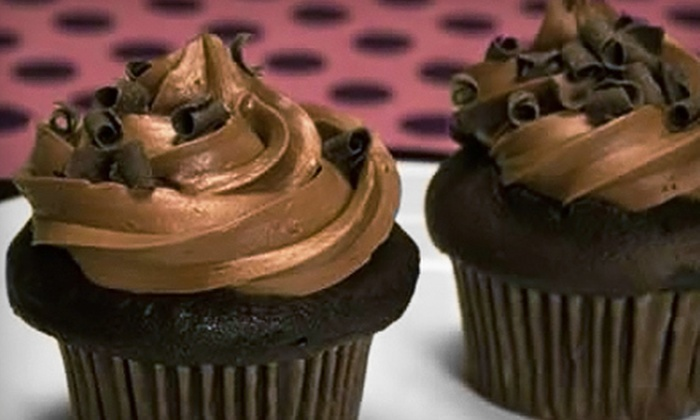 Cupcake Craving - Multiple Locations: $15 for One Dozen Gourmet Cupcakes at Cupcake Craving (Up to $30 Value)