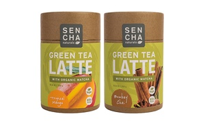 Organic Mango and Chai Matcha Green Tea Latte 2-Pack