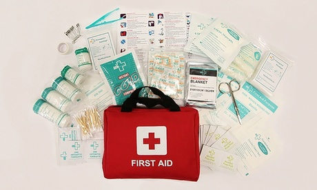 Trend Matters First Aid Kit (210-Piece) dd06fb56-e1a0-11e6-84ce-002590604002