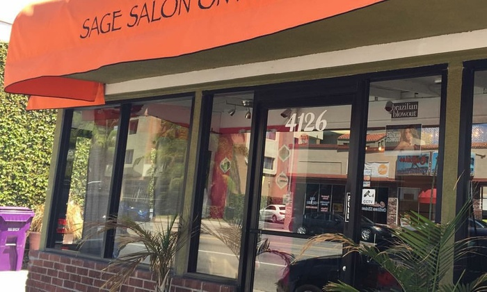 Jason at Sage Salon on Anaheim - Eastside: $14 for $35 Worth of Services — Jason at Sage Salon on Anaheim