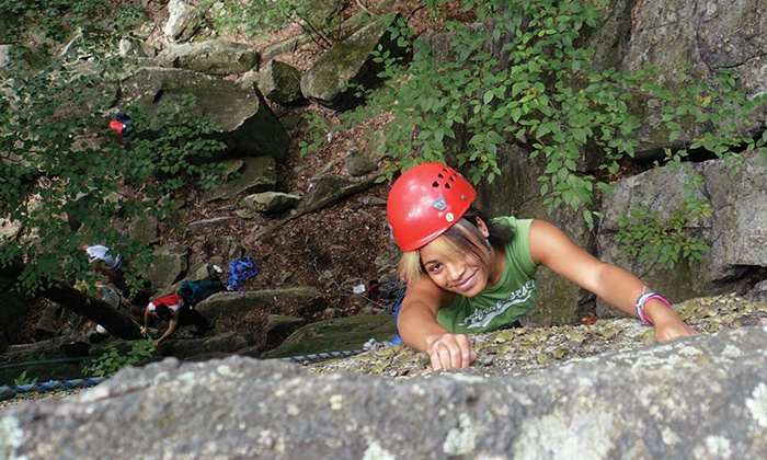 Trail Blazer Camps - Summer Office: Two-Week Overnight Summer-Camp, or Canoeing, Biking, or Climbing Excursions at Trail Blazers (Up to 63% Off)