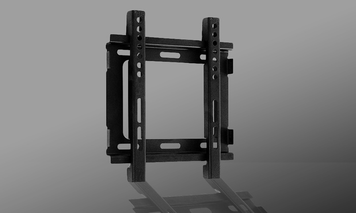 Ultraslim Flat Screen Tv Wall Mount Groupon