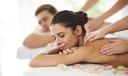 $67 for One 60-Minute Couples Massages at Healing Hands Massage & Wellness ($160 Value)