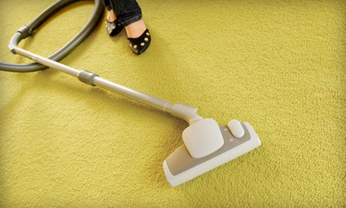 ProSteamers - Oklahoma City: Carpet Cleaning for Four or for Five Rooms and a Hallway from ProSteamers (Up to 61% Off)