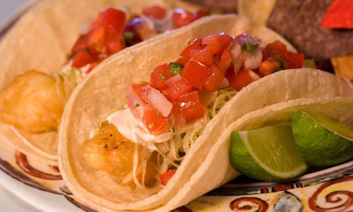 Best Fish Taco In Ensenada - Los Feliz: Fish and Shrimp Tacos at Best Fish Taco In Ensenada (Up to 50% Off). Three Options Available.
