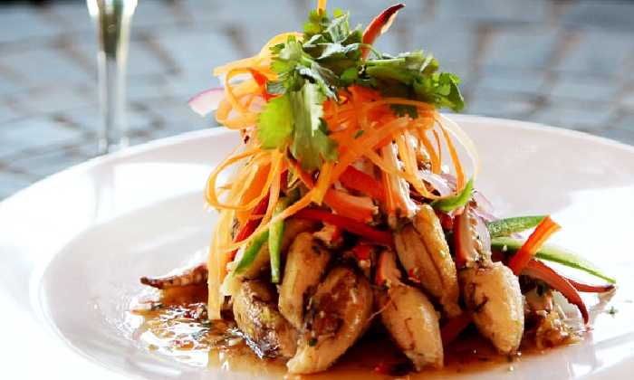 The Grill at Leon Springs - Northwest Side: $35 for $60 or $69 for $120 Worth of French Inspired American Cuisine at The Grill at Leon Springs