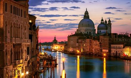 Lido di Venezia: fino a 3 notti con colazione ed 1 accesso al casinò per 2 personeall'Hotel Villa Edera