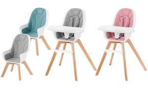 Chaise haute bébé 2en1