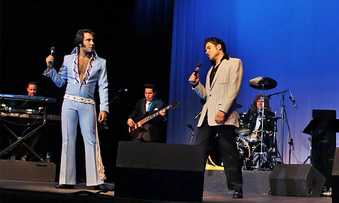 Elvis Show SoCal - Whittier Center Theatre: Elvis Show SoCal at Whittier Center Theatre on Saturday, August 29, at 7:30 p.m. (Up to 20% Off)
