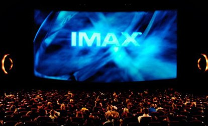 Two or Four <strong>Movie</strong> Tickets and $50 Ruth's Chris Dining Credit at IMAX Niagara Falls (Up to 54% Off)