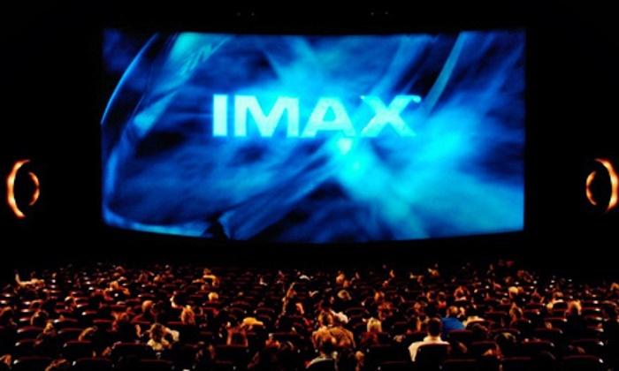 IMAX - Niagara Falls - Canada - Niagara Falls: Two or Four Movie Tickets and $50 Ruth's Chris Dining Credit at IMAX Niagara Falls (Up to 62% Off)
