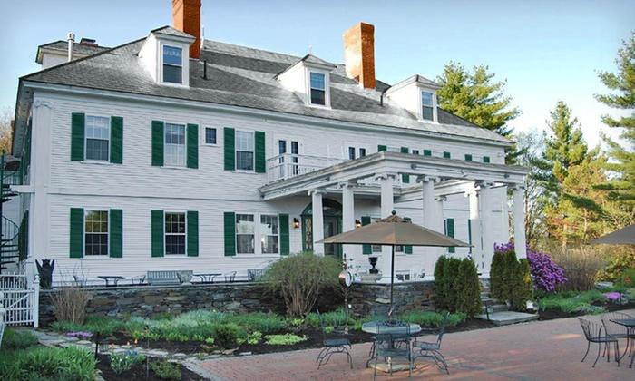 Juniper Hill Inn - Windsor: Two-Night Stay at Juniper Hill Inn in Windsor, VT