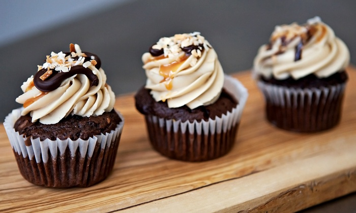 One sweet slice - Multiple Locations: Baked Goods or Custom Cake for a Birthday or Wedding at One Sweet Slice (Up to 40% Off)