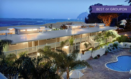 Groupon Deal: Stay at Inn at Morro Bay in Morro Bay, CA, with Dates into August