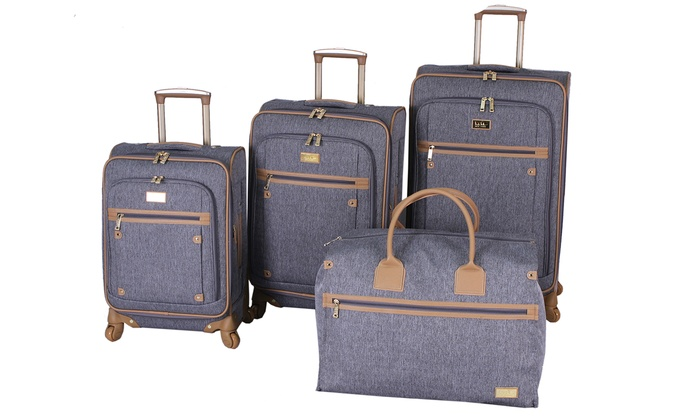Nicole Miller Taylor Luggage