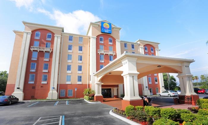 Comfort Inn International - I-Drive: Stay at Comfort Inn International in Orlando, FL. Dates Available into November.