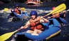 U.S. Rafting - Pond Road: Half-Day Ducky Trip on the Kennebec River for One or Two from U.S. Rafting (Up to 57% Off)