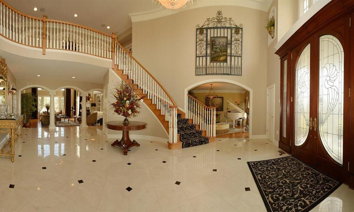 Manor Floors & Home Improvements - Central Jersey: $50 for $100 Worth of Flooring Services — Manor Floors & Home Improvements