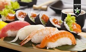 Oh Sushi Firenze: Oh Sushi - Cena giapponese con 8 piatti a scelta dal kaiten e birra o vino