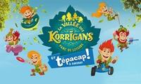 """1 à 6 entrées """"Pass Aventure"""" avec défis des Korrigans et tépacap dès 19 € à La Vallée des Korrigans"""