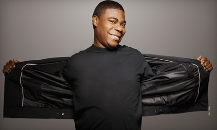 Tracy Morgan: Excuse My French - Albany: $20 to See Tracy Morgan: Excuse My French on Friday, June 28, at 8 p.m. (Up to $41.50 Value)