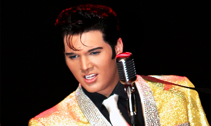 The Elvis Tribute Artist Spectacular - NYCB Theatre at Westbury: Elvis Tribute Artist Spectacular at NYCB Theatre at Westbury on Friday, August 21, at 8 p.m. (Up to 40% Off)