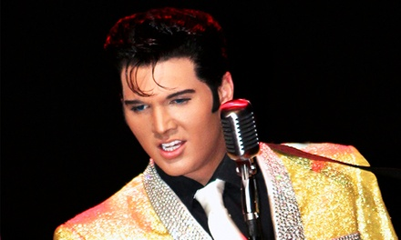 Elvis Tribute Artist Spectacular at NYCB Theatre at Westbury on Friday, August 21, at 8 p.m. (Up to 40% Off)