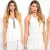 Women's White Dresses