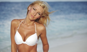 South Beach Hair & Tanning: One-Month Unlimited Tanning or 10 UV Tans at South Beach Hair & Tanning (Up to 62% Off)