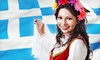 Belmont Greek Festival - Belmont: Festival Outing for Up to Four at the Belmont Greek Festival on Saturday, Sunday, or Monday (Up to 52% Off)