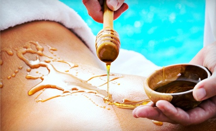 Coconut-Cream Massage, Oxygen Illuminating Facial with Oxygen Bar, and Honey Body Wrap at Sonoma Holistic Spa (53% Off)