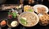 大阪府/南船場 ≪秋刀魚と鰹のお造り・秋野菜のかき揚げ蕎麦など7品≫