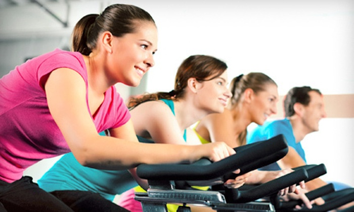 Intrigue Fitness - Lake in the Hills: 5 or 10 Classes at Intrigue Fitness (Up to 57% Off)