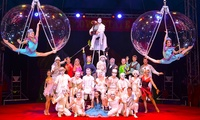 Moscow State Circus on 5 - 9 October, Danson Park, London (Up to 53% Off)
